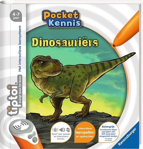 Tiptoi Pocketboek Dinosauriers