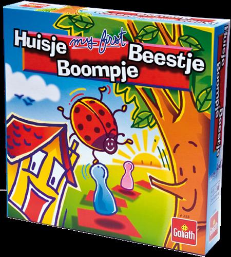 Huisje Boompje Beestje - Kinderspel