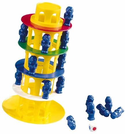 Toren van Pisa Reisspel