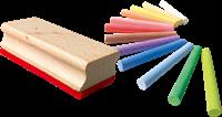 SES Kleurkrijtjes met Wisser