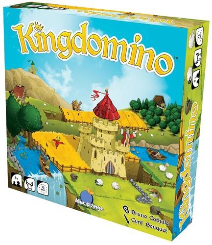 Kingdomino - Bordspel