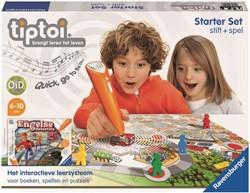 Tiptoi Starterset + Spel