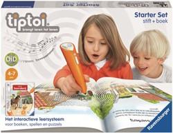 Tiptoi Starterset + Boek