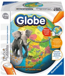 Tiptoi - Interactieve Globe 3D Puzzel