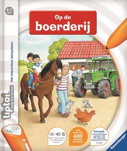 Tiptoi - Op de boerderij-1