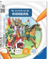 Tiptoi - De Wereld van de Ridders Boek