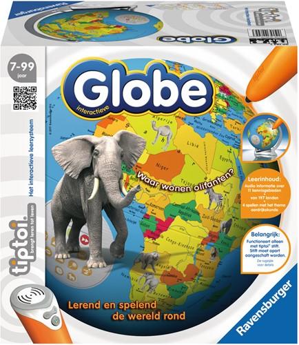 Tiptoi - Interactieve Globe (Doos beschadigd)