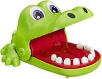 Krokodil Met Kiespijn-2