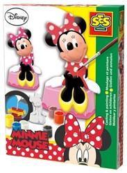 SES Gips gieten Disney Minnie Mouse