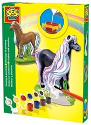 Figuren Gieten en Schilderen: Paard Fancy