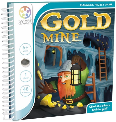 Magnetic Travel Games - GoldMine
