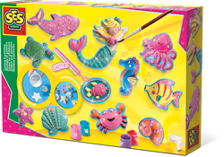SES Figuren Gieten en Schilderen - Oceaanfiguren