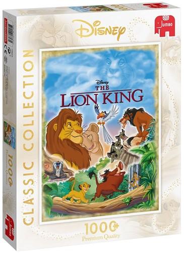 Classic Collection - Disney The Lion King Puzzel (1000 stukjes)