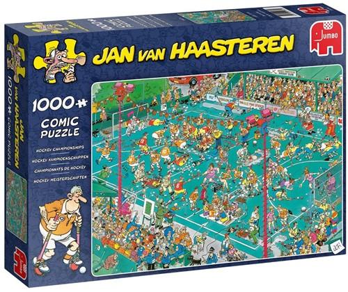Jan van Haasteren - Hockey Kampioenschappen Puzzel (1000 stukjes)