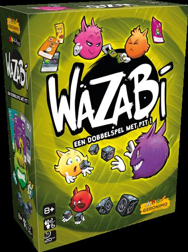 Wazabi - Dobbelspel NL