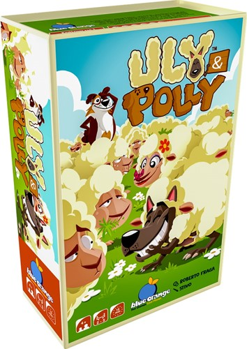 Uly & Polly - Bordspel