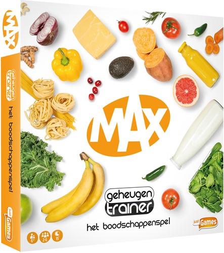 Max Geheugentrainer - Boodschappenspel