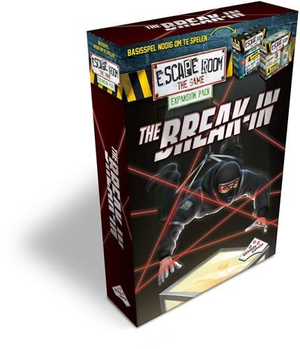 Escape Room The Game Uitbreidingset - The Break-in