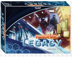 Pandemic Legacy - Season 1 (Blue Version)
