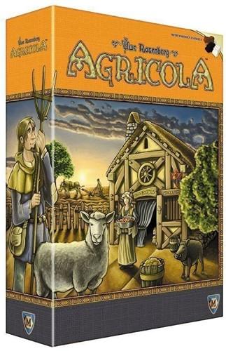 Agricola (Engels)