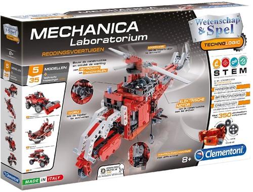 Mechanica - Reddingsvoertuigen 5 in 1