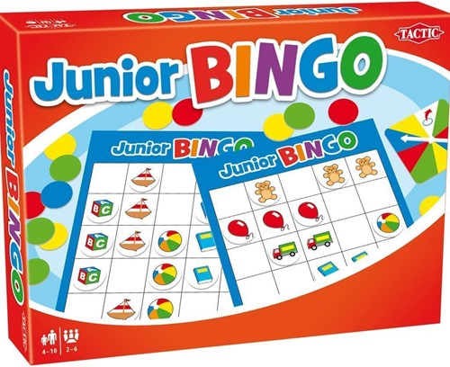 Junior Bingo