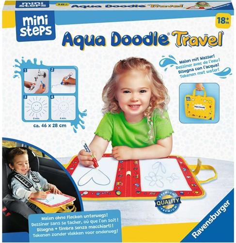 Aqua Doodle Travel