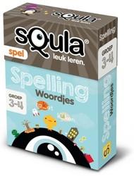 Kaartspel Squla: Spelling Woordjes