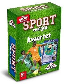 Sport Weetjes Kwartet