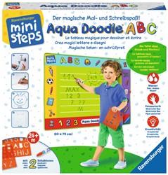 Aqua Doodle ABC