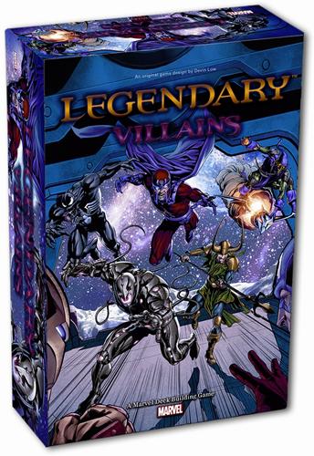 Marvel Legendary Villains - Coreset
