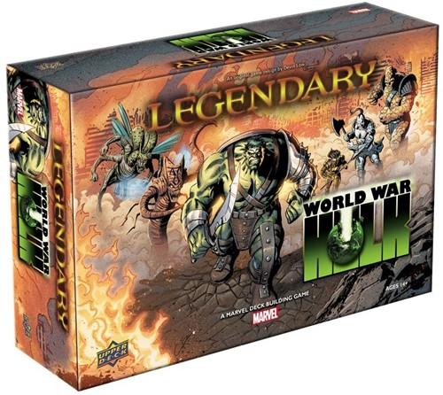 Marvel Legendary - World War Hulk