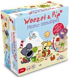Woezel & Pip - Memo Zandspel