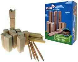 Kubb Spel (Compact)