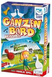 Ganzenbord Reisspel (Open geweest)