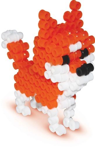 SES Strijkkralen 3D - Dieren-2