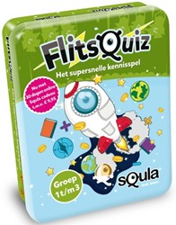 Squla Flitsquiz (Groep 1 t/m 3)