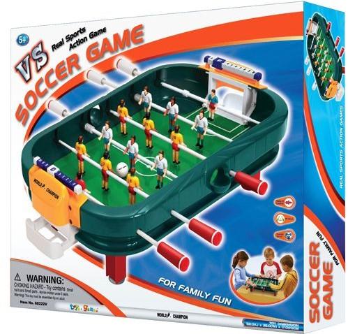 Tafel Voetbalspel Middel (Doos beschadigd)