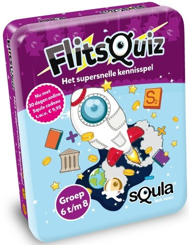Squla Flitsquiz (Groep 6 t/m 8)