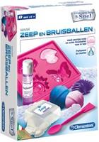 Wetenschap & Spel - Zeep & Bruisballen Maken