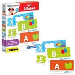 Spelend Leren - Het Alfabet (Open geweest)
