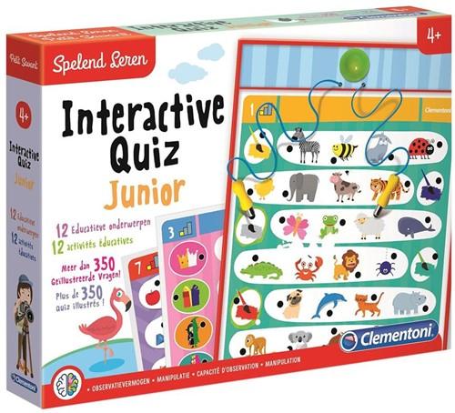 Spelend Leren - Interactive Quiz Junior