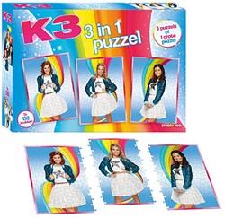 K3 Puzzel (3 in 1)
