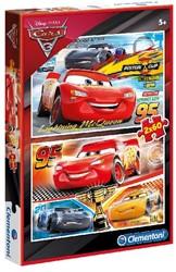 Cars 3 - 2 in 1 Puzzel (60 stukjes)