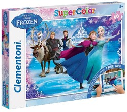 Disney Frozen - Augmented Reality Puzzel (60 stukjes)