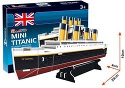 3D Puzzel - Titanic (30 stukjes)