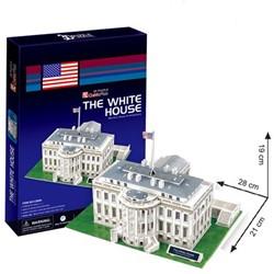 3D Puzzel - The White House (64 stukjes)