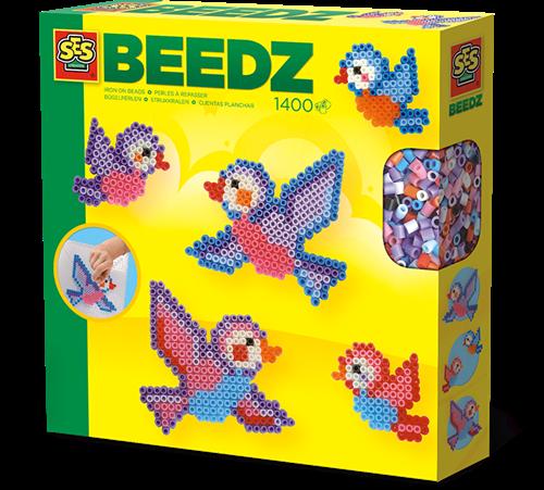 SES Beedz Strijkkralen Vogels