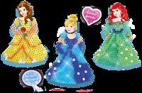 SES Beedz - Strijkkralen Disney Princess