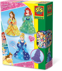SES Beedz - Strijkkralen Disney Princess